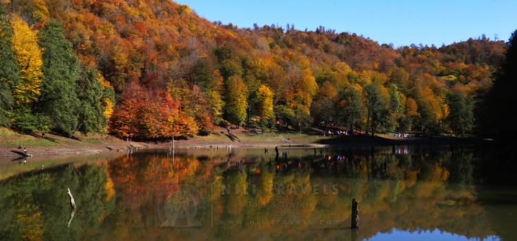 دریاچه عروس رودبار