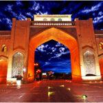 دروازه شیراز مهد شعر و ادب