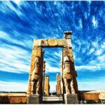 تخت جمشید عظمت تاریخ ایران