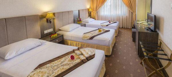 هتل سهند 1 مشهد